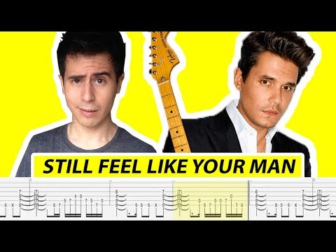 Xxx Mp4 John Mayer Still Feel Like Your Man With TABS All Guitar Parts By Riff Hero 3gp Sex