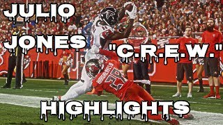 "Julio Jones Highlights ""Crew"""