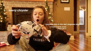 the vlogmas finale