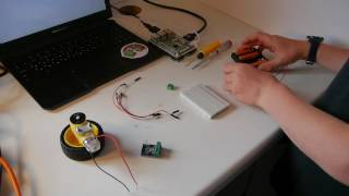 Part 1: Getting started with Raspberry Pi Robotics