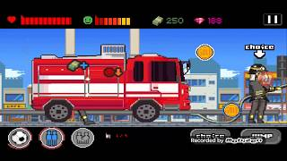 [Life is a game] I am not rich firefighter.. but I am happy!