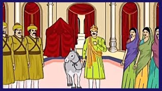 The Magical Donkey Story In Hindi