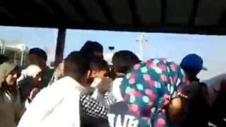 فيديو استقبال سهيلة بلشهب في المطار