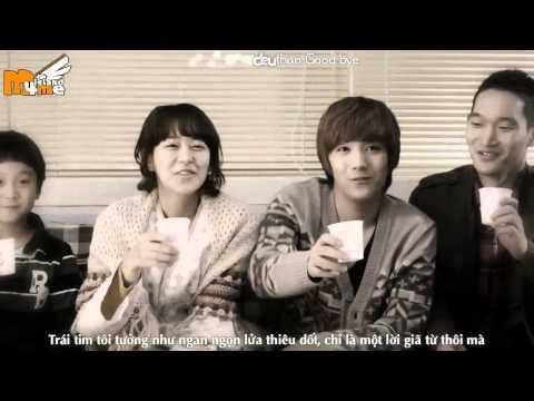 [FMV][Vietsub+Kara] Goodbye - Lee Hongki FT ISLAND - (OST Passionate Goodbye Movie) {M4ME ISLAND}