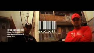 FACEKCHÉ ft. D-Gone - Nous Sommes 187 [CLIP OFFICIEL] (Présenté par ESP Films)