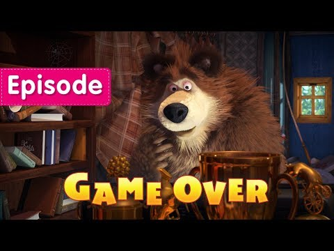 Xxx Mp4 Masha And The Bear – Game Over 🕹️ Episode 59 3gp Sex
