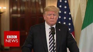 Donald Trump on Iran:
