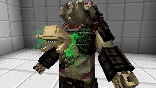 Let's Play Minecraft AVP [S3E68] Predalien Creation