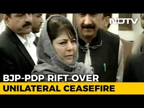 Xxx Mp4 Did Mehbooba Mufti Jump The Gun Parties Say Ceasefire Demand Never Discussed 3gp Sex