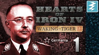 GREATER GERMAN REICH [1] Hearts of Iron IV - Waking The Tiger DLC
