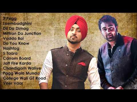 Xxx Mp4 Best Of Diljit Dosanjh Sharry Maan Audio Jukebox Latest Punjabi Songs Collection 3gp Sex