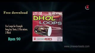 free dhol loops live download