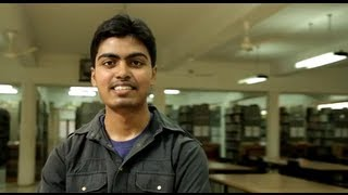 Meet Sachin From India (Regional Winner, Asia-Pacific, 17 - 18 Year Olds)
