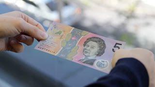 SBS FINANCE | Australia's new $5 note | Ricardo Goncalves