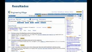 Compendex Engineering Village em português