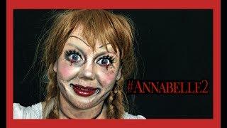 ANNABELLE 2 MAKEUP TUTORIAL!