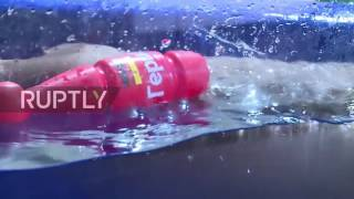 Russia: Otter-foreteller bets on Mexico in Confederations Cups semi-final