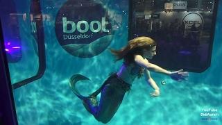 Boot Düsseldorf 2017 Themenwelt Tauchen Bootsmesse & Wassersportmesse Diving Nixe taucht