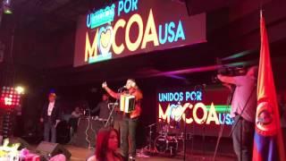 Duey Meza - La Cumbia Del Amor (Live En La Boom NY Unidos Por MOCOA-USA) (Bonus Footage)