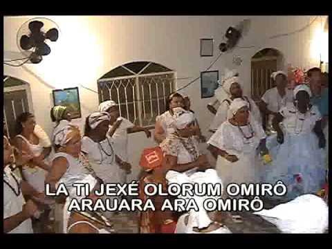 Roda Oxum Doté Luiz de Iansã Part.2