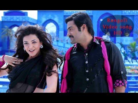 Xxx Mp4 Rangoli Rangoli Video Song HD Baadshah Movie Video Songs NTR Kajal Aggarwal 3gp Sex