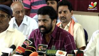 FEFSI Press Meet | Director Ameer | Aadhi Bhagavan