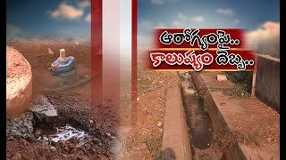 Drinking Water Pollution Firmly Grips Nellore | as Valves & Pipelines Drenched in Dirty Water