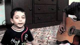 Munni Badnam hui darling tere liye( Funny ), Hammad Sahfi Sing a Song