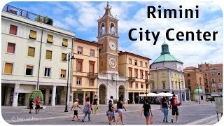 Rimini, Italy - City Center