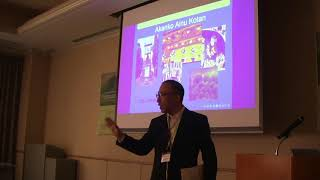 Gerontology is my Life & your Life - Kitami 2020 Vision –Prof .Ryo Takahashi
