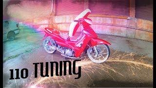 Moto 110 TUNING / La Esencia Nunca MUERE / Matias Lara