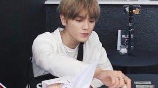 imagine ; lee taeyong as your boyfriend