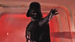 Darth Vader Attacks - Star Wars Rogue One | official clip (2017)