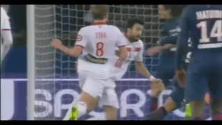 PSG   LILLE 2 1 Highlights 02 07 2017