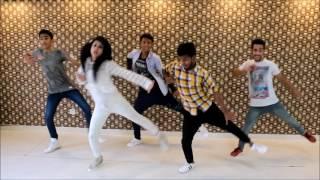 The Breakup  Ae Dil Hai Mushkil  Ranbir  Anushka  Badshah Dance Choreograph By The Dance Mafia