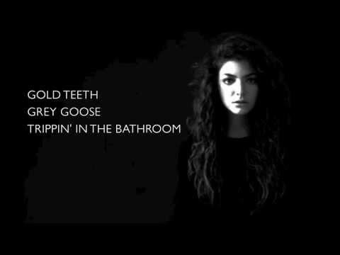Lorde - Royals (Lyrics)