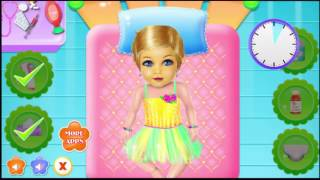 Kids Emergency Doctor Care Baby Bath Time Funny Cartoon Animation Game for Children Toddlers