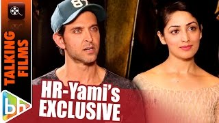 Hrithik Roshan | Yami Gautam's EXCLUSIVE On Kaabil's POWERFUL Dialogues
