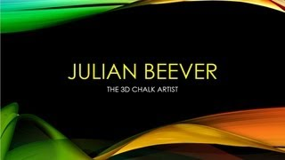 Julian Beever - 3D Chalk Artist | Street Art Film