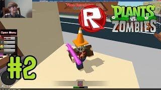 ROBLOX Plants vs Zombies Battlegrounds (Part 2)