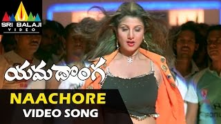 Yamadonga Video Songs | Nachore Nachore Song | Jr.NTR, Rambha | Sri Balaji Video