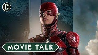 Justice League's Success Will Determine Flashpoint - Movie Talk