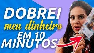 DOBRE SEU DINHEIRO! 4 INVESTIMENTOS e quanto tempo DEMORA - TESOURO DIRETO, AÇÕES, CRIPTOMOEDAS
