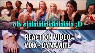 Yi Family Reacts | VIXX Dynamite (빅스 다이너마이트) MV