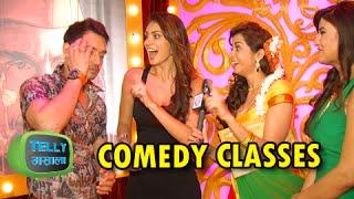 Meet The Students Of Comedy Classes | Bruna Abdullah, Madhura Naik | Life Ok