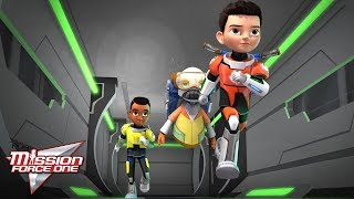 Smash and Grab | Mission Force One: Connect and Protect | Disney Junior