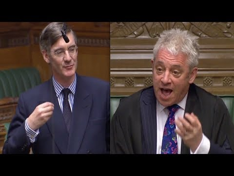Xxx Mp4 BERCOW BREXIT Speaker TELLS OFF Rees Mogg For Mobile Phone Use JRM Apologises Being UNDULY MODERN 3gp Sex