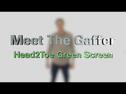 Xxx Mp4 Meet The Gaffer 89 Head To Toe Green Screen 3gp Sex