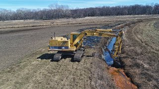 Good Friday River Farm Ditch Cleaning | VLOG #11