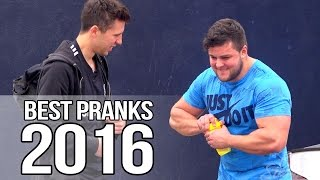BEST PRANKS OF 2017!  (The Royal Stampede)
